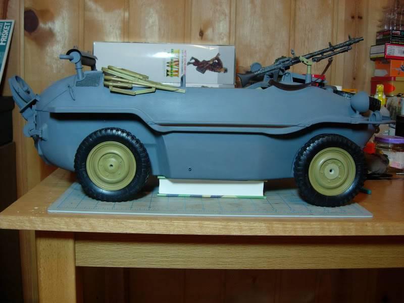 "vehicle - Archive ""old"" work: RC 21st C Schwimmwagen conversion/scale detailing 2007-11-23DSCN11430006"