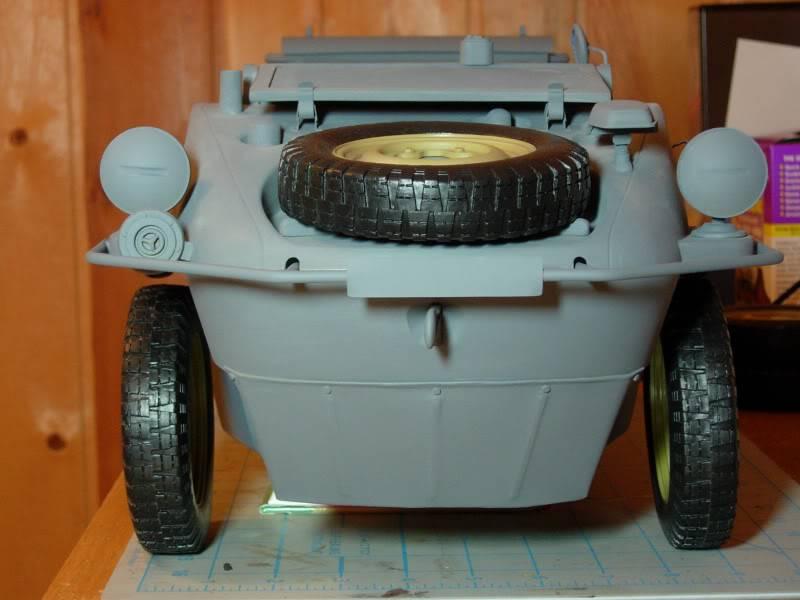 "vehicle - Archive ""old"" work: RC 21st C Schwimmwagen conversion/scale detailing 2007-11-23DSCN11440007"