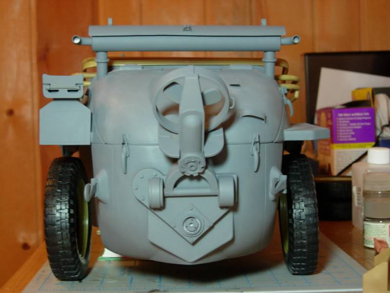 "vehicle - Archive ""old"" work: RC 21st C Schwimmwagen conversion/scale detailing 2007-11-23DSCN11460009"