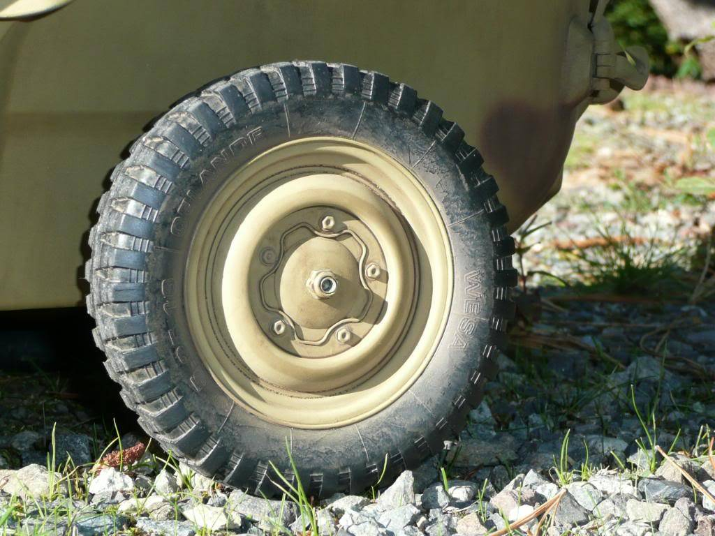 """vehicle - Archive """"old"""" work: RC 21st C Schwimmwagen conversion/scale detailing P1000472"""