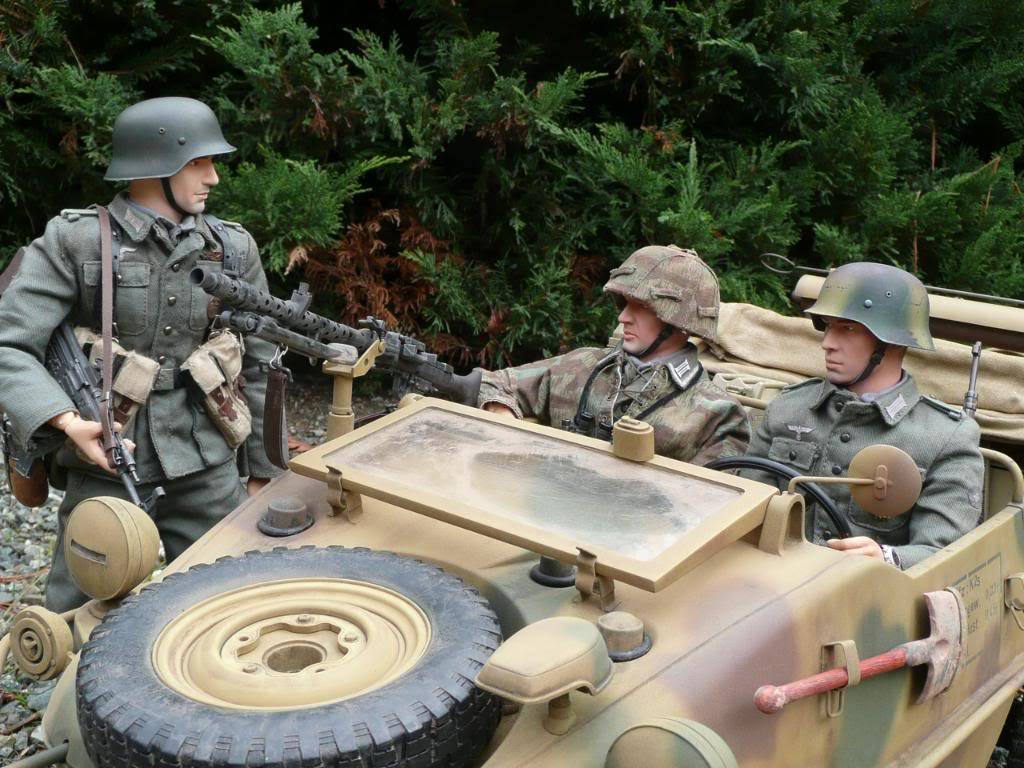 """vehicle - Archive """"old"""" work: RC 21st C Schwimmwagen conversion/scale detailing P1000548"""
