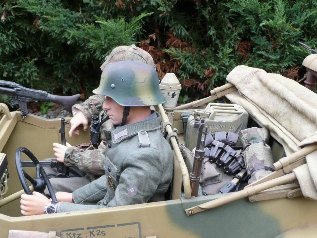 """vehicle - Archive """"old"""" work: RC 21st C Schwimmwagen conversion/scale detailing P1000572"""