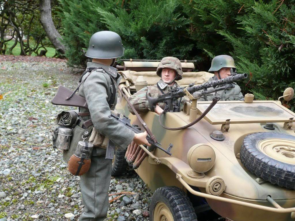 """vehicle - Archive """"old"""" work: RC 21st C Schwimmwagen conversion/scale detailing P1000579"""
