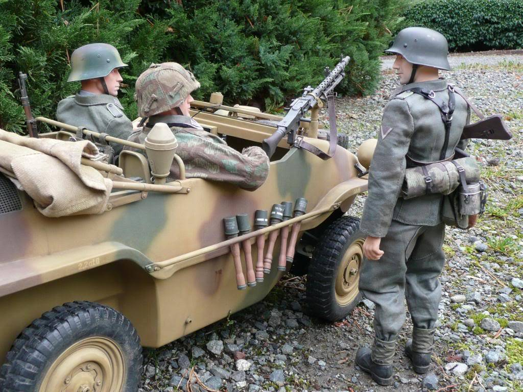 """vehicle - Archive """"old"""" work: RC 21st C Schwimmwagen conversion/scale detailing P1000583"""
