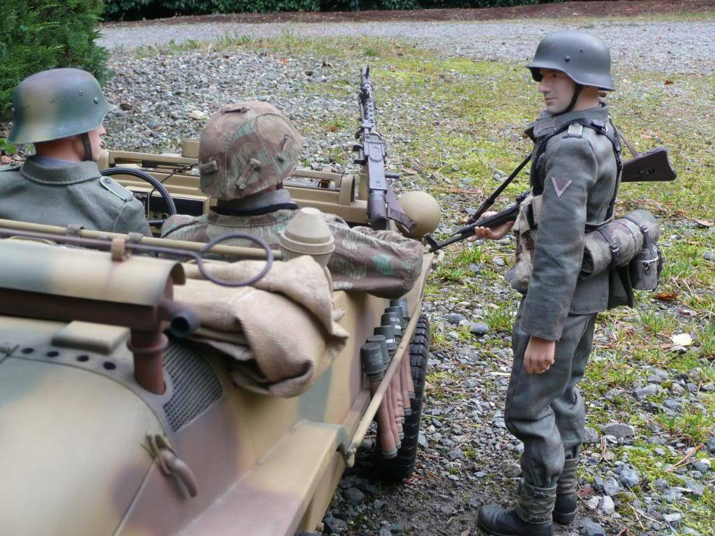 """vehicle - Archive """"old"""" work: RC 21st C Schwimmwagen conversion/scale detailing P1000584"""