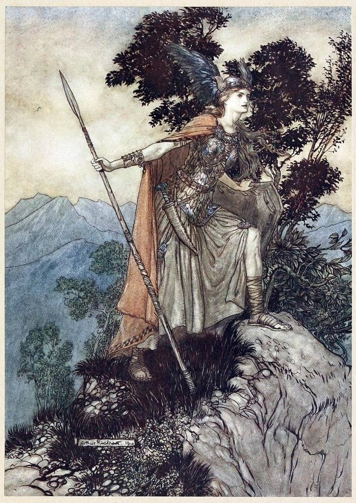 warrior - It ain't over till the [skinny, big breasted, sexy] lady sings! Rackham%20brunnhilde