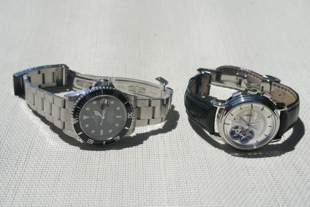 Choix cornélien : Rolex ou Zenith DSC00154