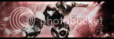 Iron Man & Samus Samus