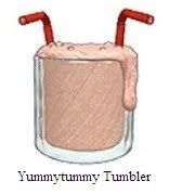 YUMMYTUMMY TUMBLER-Unsolved Yummytummytumbler