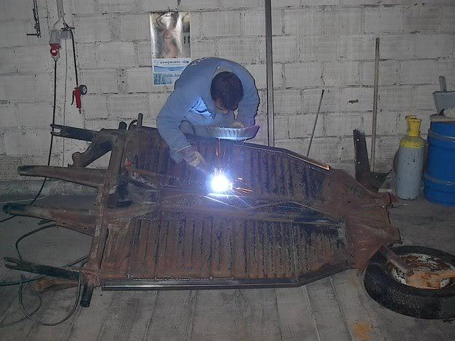 """Old Street Buggy + Texas Bug """"DOIS EM UM""""  CpiadeIM003274"""