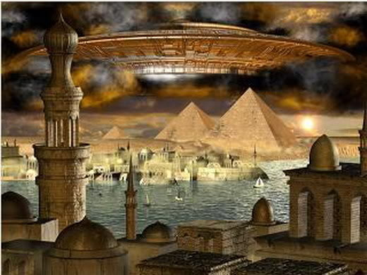 A existat Atlantida? Atlantis
