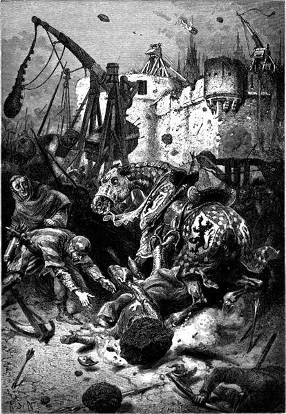 La tumba de Simón de Montfort 414px-DeathMontfort