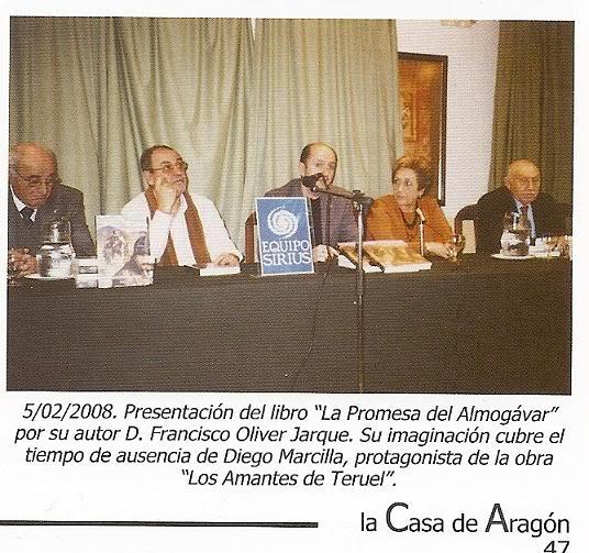 A la casa de Aragón Casadearagondemadird