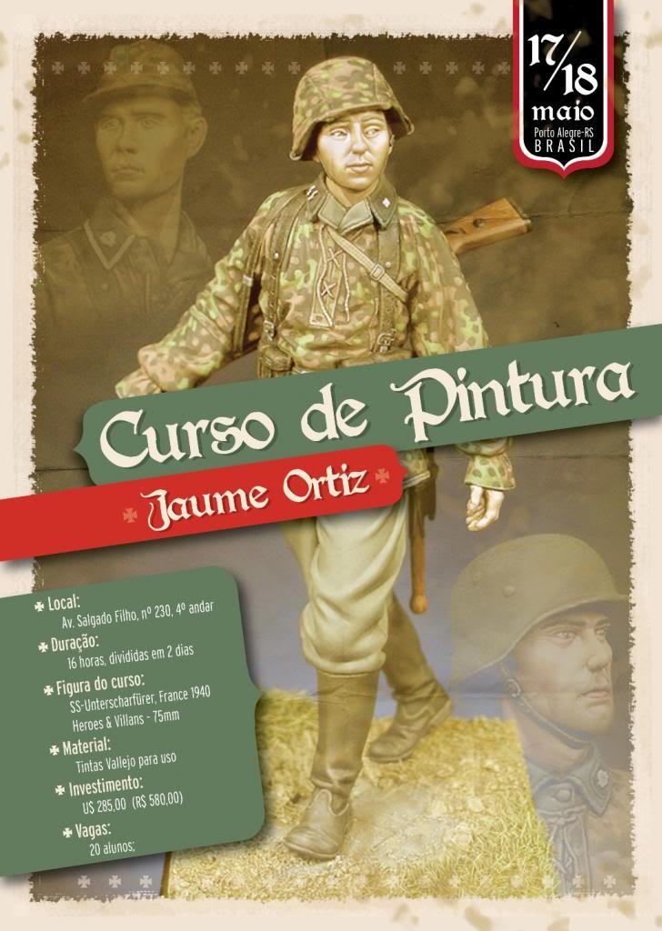 Curso con Jaume Ortiz en Brasil - 17 y 18 de mayo Cartaz_Jaumeredimensionado_zps43a831e4