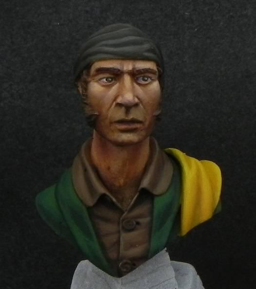 Guerrilhero Andaluz - busto Art Girona DSCN6826_zpsdefe056b