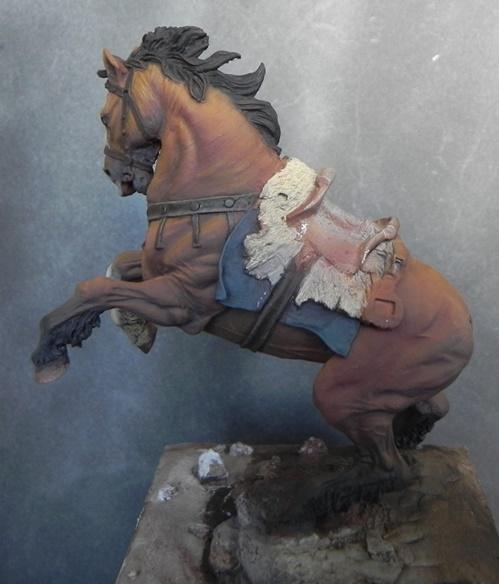 Viking on horseback - 54mm Andrea Miniatures DSCN7087_zpsf1458cb2