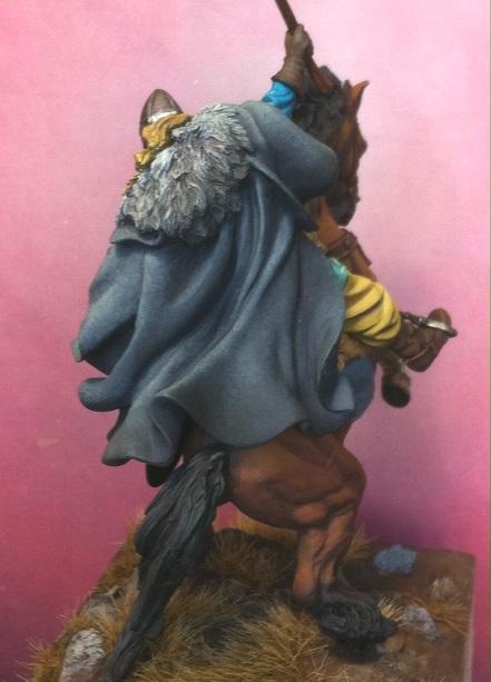 Viking on horseback - 54mm Andrea Miniatures Foto2_zpse56367ea