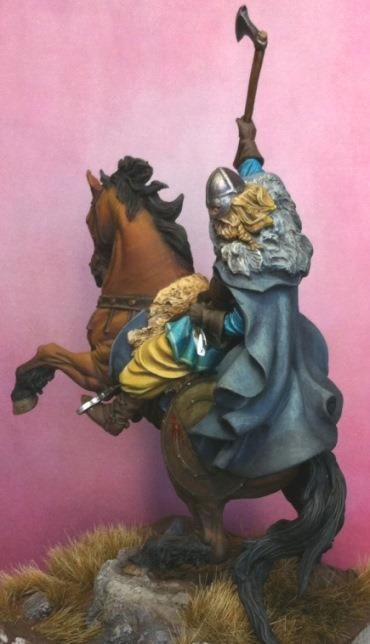 Viking on horseback - 54mm Andrea Miniatures Foto3_zps0bd1eba7