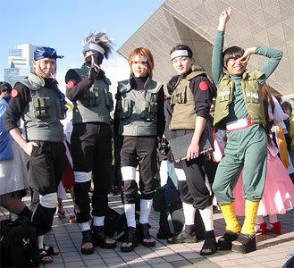 KIPI cosplays Naruto09