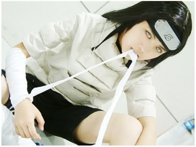 KIPI cosplays Neji_cos