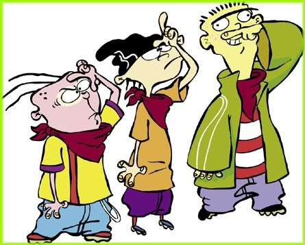 جميع حلقات الكرتون إد,إدد,إدي Ed-Edd-n-Eddy