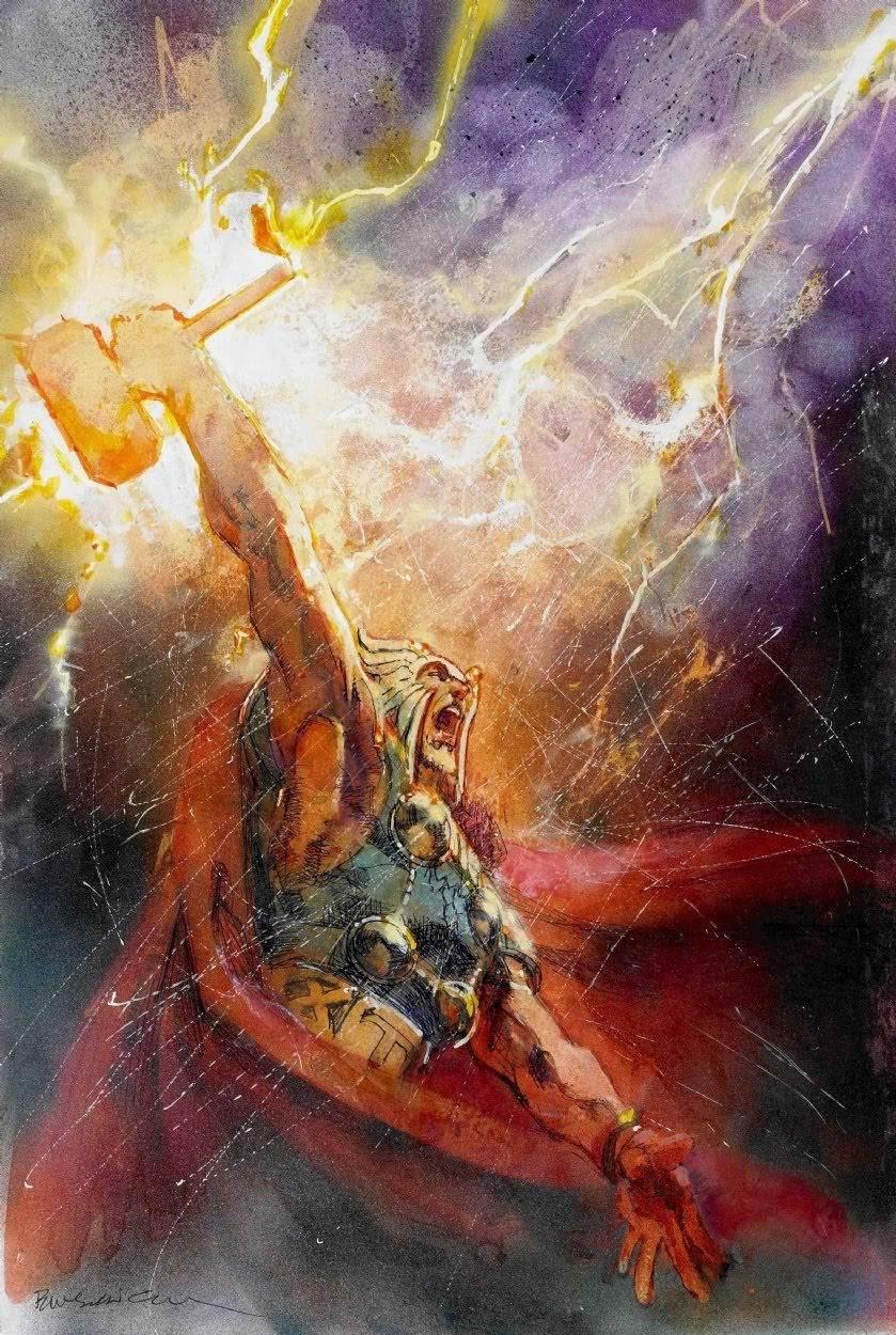 Galería de arte: Solo calidad Sienkiewicz-Thor-75-cover