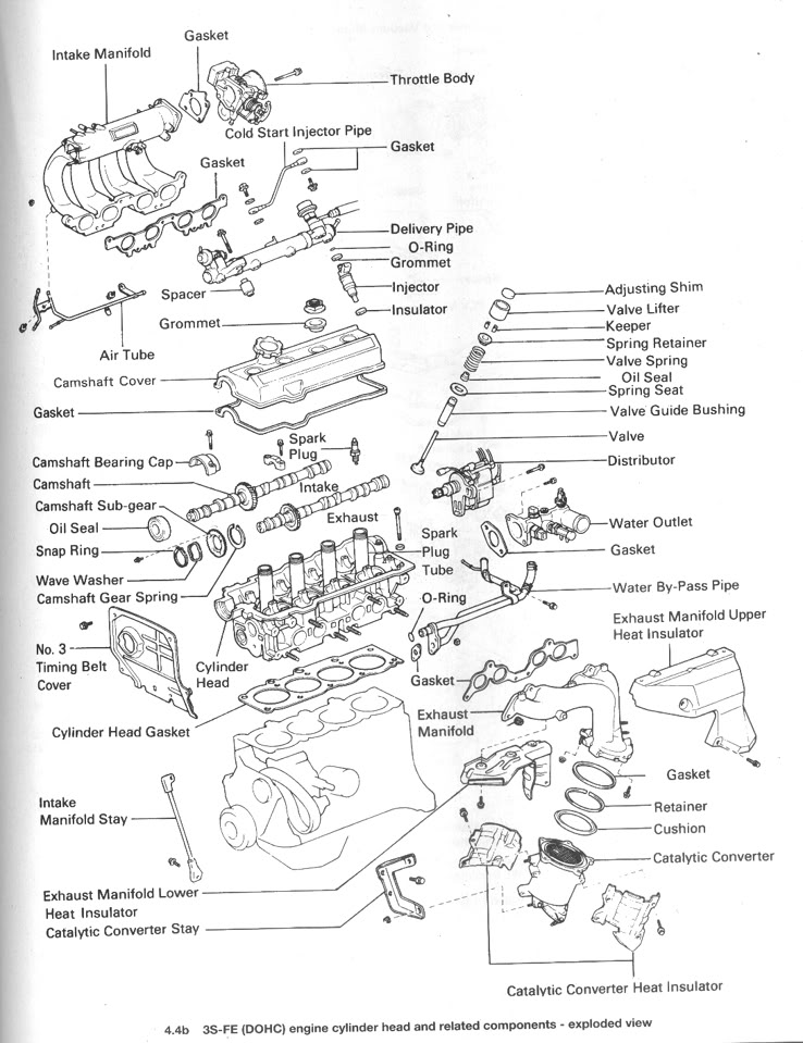 exploded diagram of engine 2001 ford taurus motor mount diagram of engine exploded engine diagrams