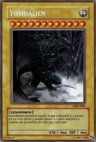 YUGIOH card Maker para uso de que sea Cartayoshi1hn2