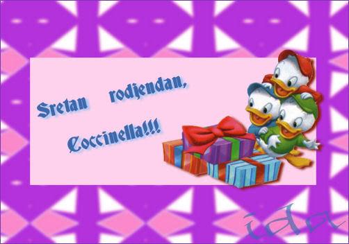 Coccinella Slika