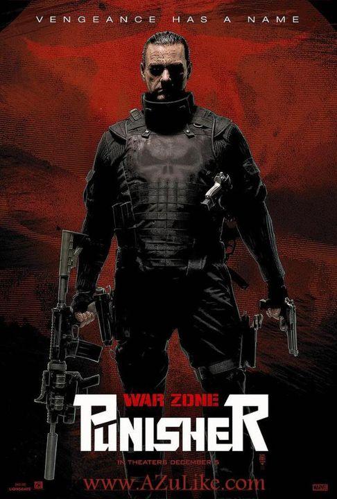 Punisher: War Zone (2008), Dvdrip Edition -- Top Quality -- (Arabic + English) Subtitles PunisherWarZone
