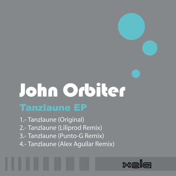 [Xela20ten005] TANZLAUNE EP (Incl. Punto-G Remix) Xela20ten005