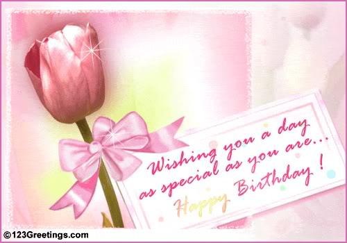 Bookfever Happy Birthday HAPPY