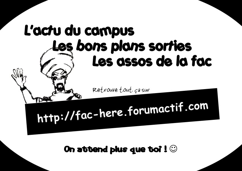 Communication du forum : faites tourner l'adresse ! Fac-herev6_sobreetimage