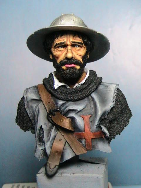 Busto After the battle Miniaturas Andrea Despuesdelabatalla2009-06-29001