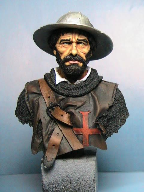 Busto After the battle Miniaturas Andrea Despuesdelabatalla2009-06-29008