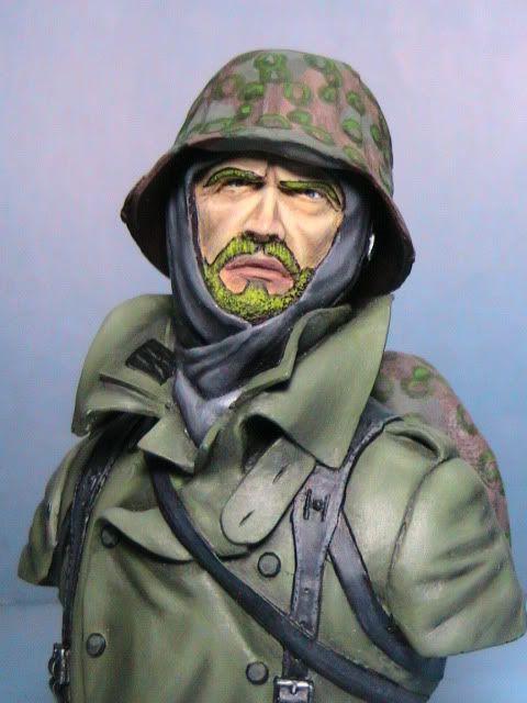 Un soldado aleman Obershutzerpintura32009-06-29001