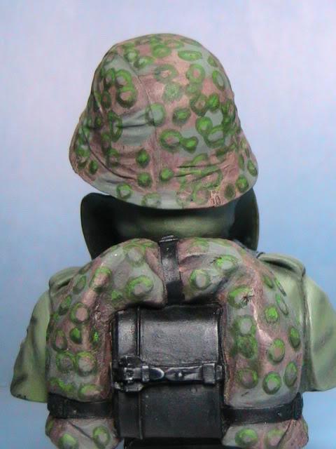 Un soldado aleman Obershutzerpintura32009-06-29003