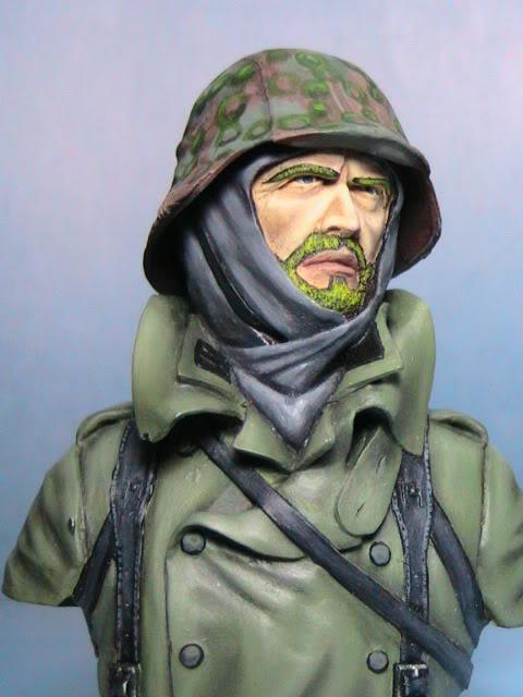 Un soldado aleman Obershutzerpintura32009-06-29005