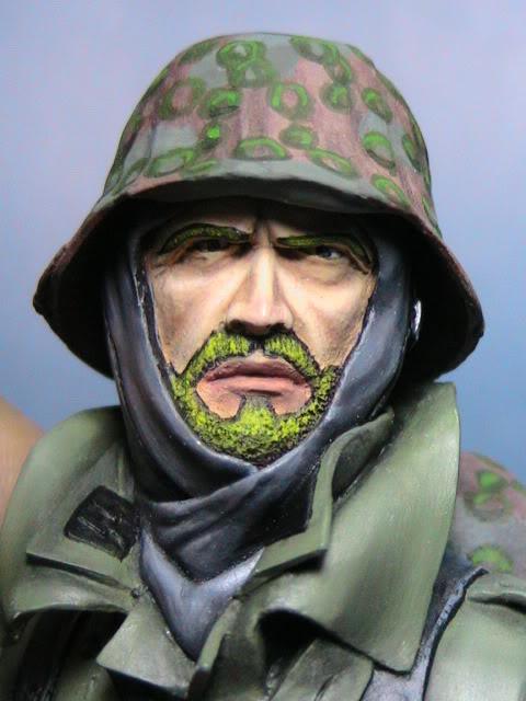 Un soldado aleman Obershutzerpintura32009-06-29006