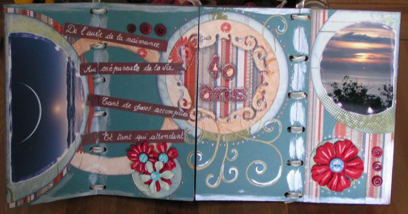 Challenge Journaling : carte de fête PICT3309