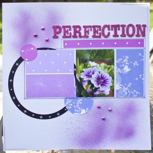 10/08 : perfection ( DT Kiki Art ) Perfection