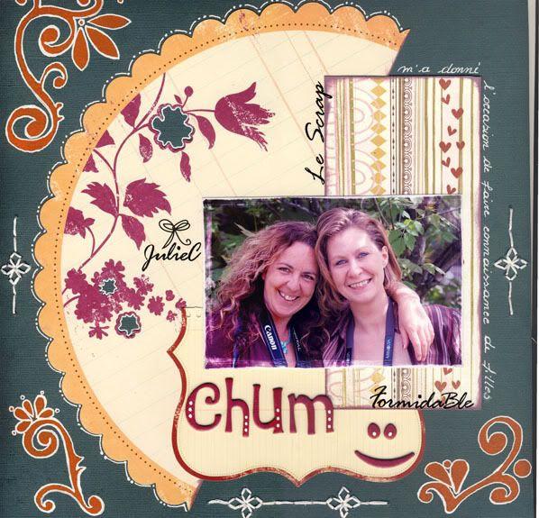 20 Juin : chum Chumred