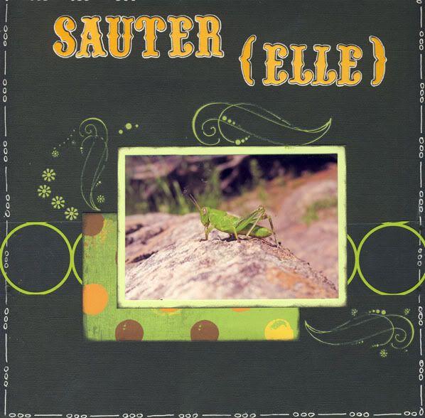 10 Aout : mes pages du crop Sauter-ellered