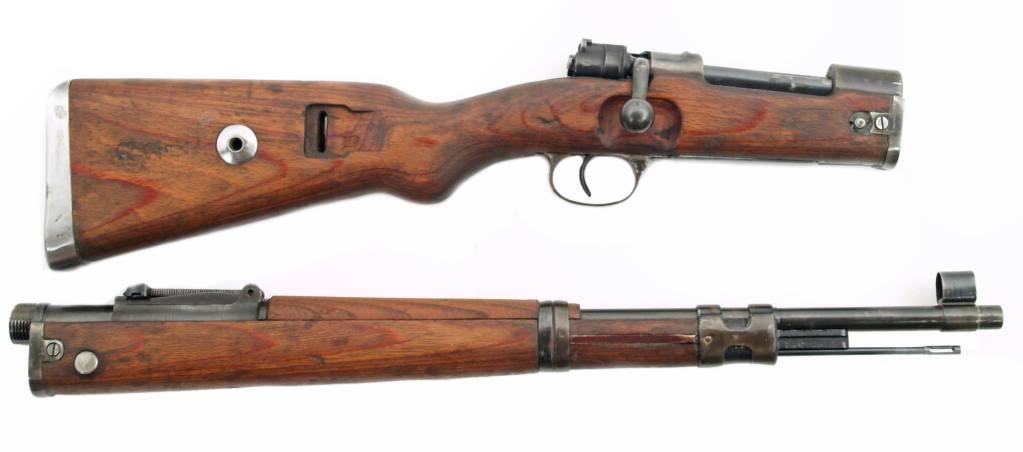 Fusil Arisaka Type II para FJK98