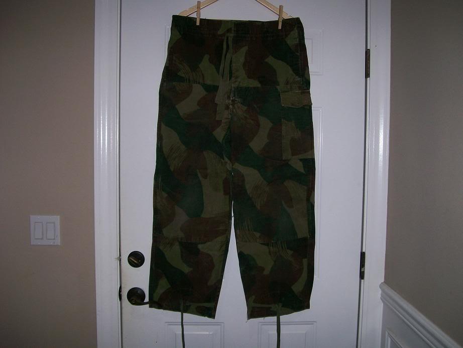 1954 belgian commando pants 100_2964