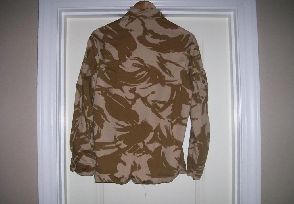 British Jacket lightweight-Gulf War. 110_0267