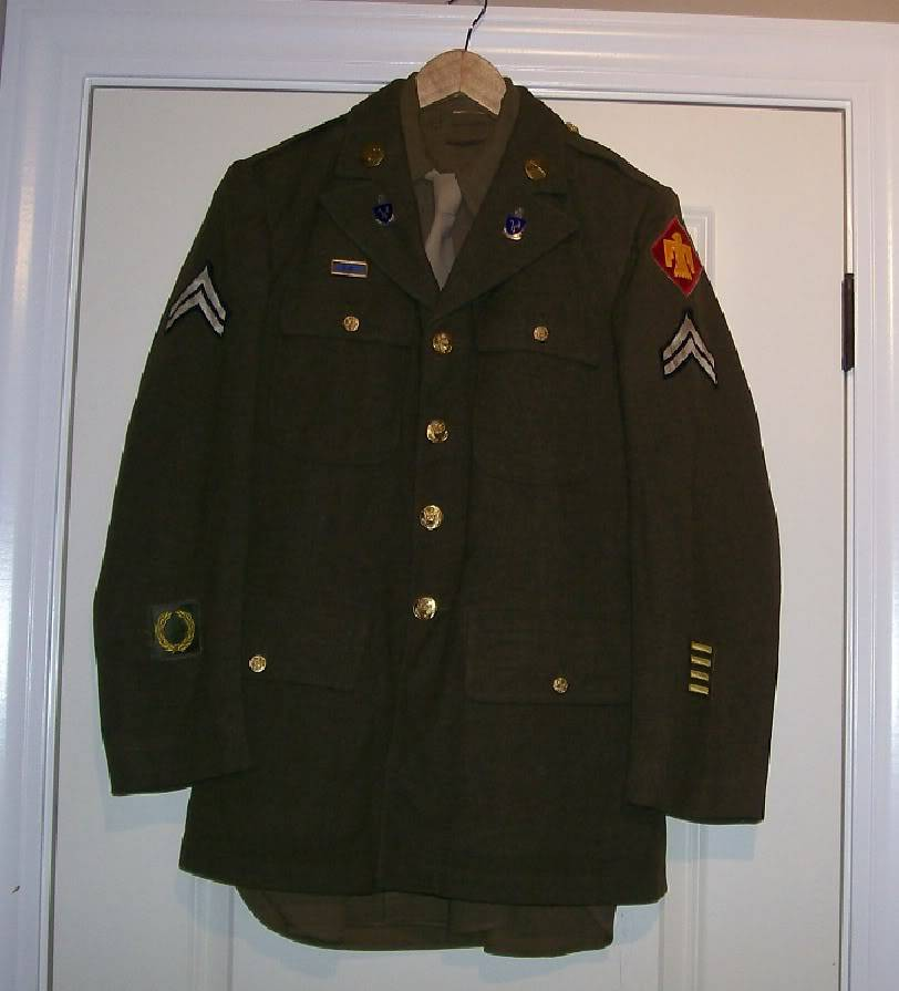 45th Infantry collection. 112_0080