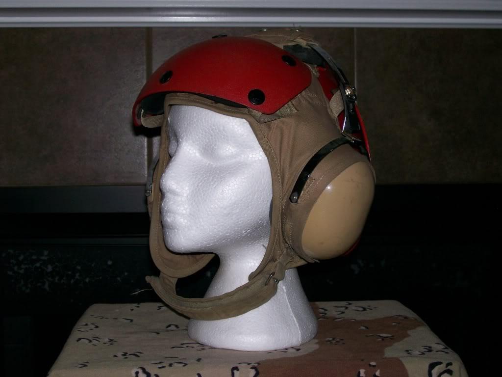Flight Deck Crewmans Impact Resistant  114_0554