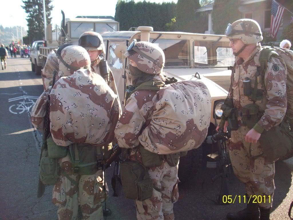Desert Shield / Storm 20th Anniversary AuburnVetsparade11-5-11019