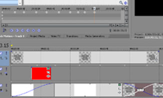 Sony Vegas Basics. (For me at least) Pointtrack-1